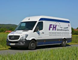 Mercedes Benz Sprinter Lang
